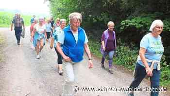 Sulz a. N.: Senioren halten sich mit Bewegung fit - Sulz a. N. - Schwarzwälder Bote