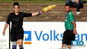 So tickt die einzige Schiedsrichterin aus dem Kreis Arnsberg - Westfalenpost