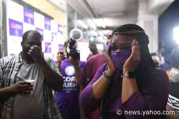 BLM organizer knocks off veteran Democrat in House primary