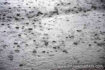 Rainfall warning issued for Renfrew, Arnprior and more - OttawaMatters.com