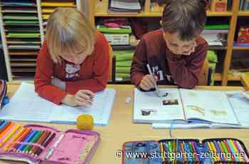Nächstes Schuljahr in Baden-Württemberg - Eisenmann bleibt bei ihrer Linie für Betreuung an Schulen - Stuttgarter Zeitung