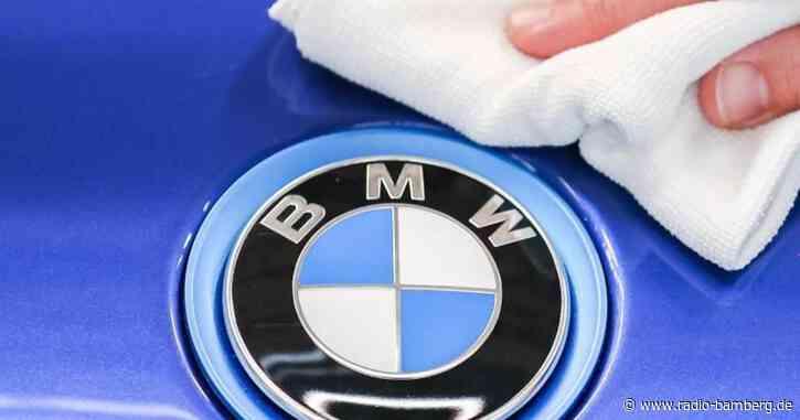 BMW fährt Verlust ein: «zuversichtlich» fürs zweite Halbjahr