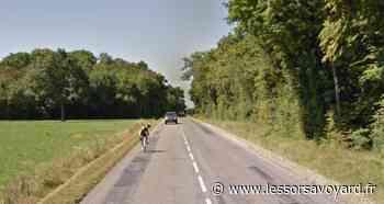 Bons-en-Chablais : un motard blessé dans un accident de la route - lessorsavoyard.fr
