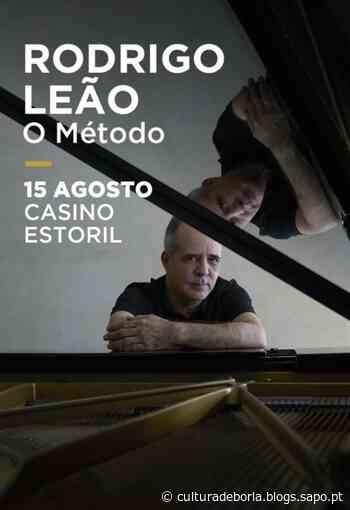 Casino Estoril reabre Salão Preto e Prata com concerto de Rodrigo Leão a 15 de Agosto - SAPO Mag