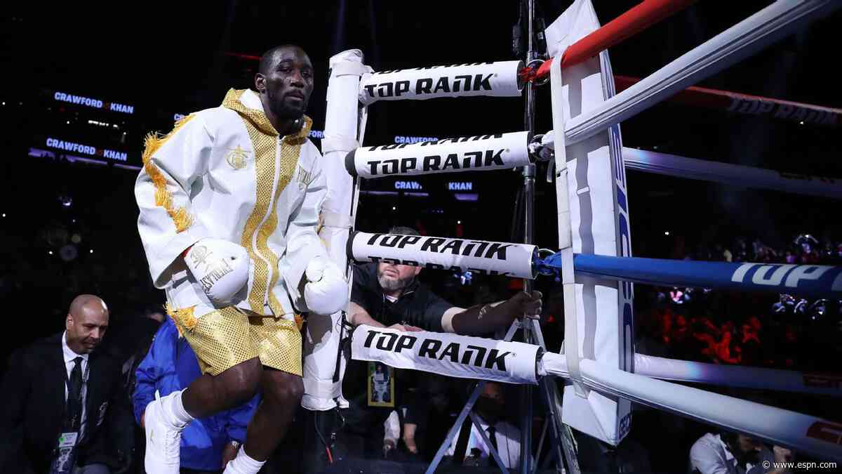 Experts debate: What now for Terence Crawford? Is Luke Campbell too big a step for Ryan Garcia?