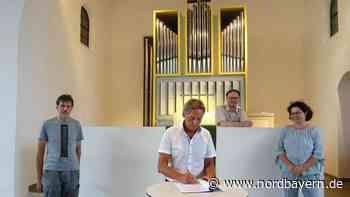 Unterschrift besiegelt den Orgel-Neubau - Nordbayern.de