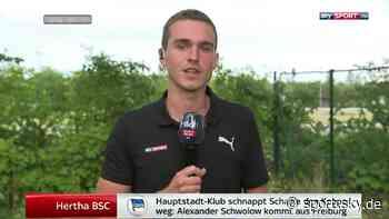 Hertha BSC Video: Wechsel von Alexander Schwolow - das steckt dahinter - Sky Sport