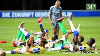 Bei Hertha BSC ist jetzt Leidensfähigkeit gefragt - Berliner Morgenpost
