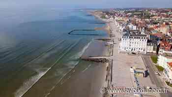 Fausse alerte à Wimereux : l'obus découvert sur la plage n'en était pas un - La Voix du Nord