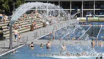"""Sommer in Deutschland: """"Hoch Detlef"""" macht die Tage heiß und die Nächte feucht"""