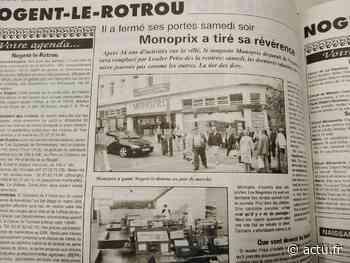 Nogent-le-Rotrou : Le Monop', que de souvenirs - actu.fr