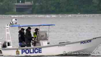A second body recovered in search for two men missing on Ottawa River - CTV Edmonton