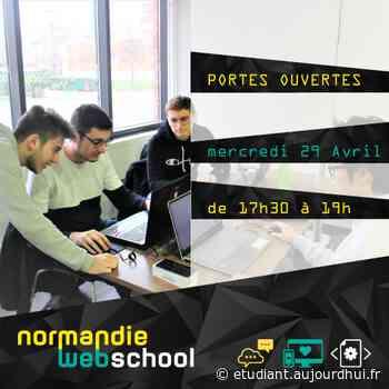 Soirée portes ouvertes Normandie Web School - normandie web school, Le Petit-Quevilly, 76140 - Sortir à France - aujourdhui.fr