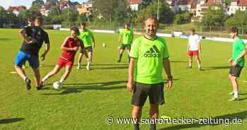 Trainingsstart bei Fußball-Verbandsligist SG Marpingen-Urexweiler - Saarbrücker Zeitung