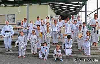 Endlich wieder Karate - PNP Plus