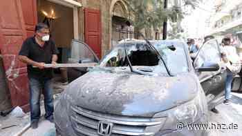 Wenn sich die Trauer der Libanesen in Wut umwandelt