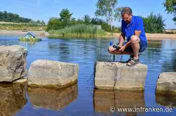 Frensdorfer Naturbadesse: Nur Ignoranten trüben Badespaß