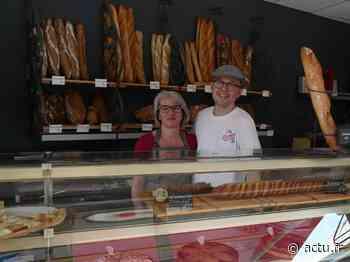 A Saint-Hilaire-de-Clisson, une nouvelle équipe pour la boulangerie rouverte - actu.fr