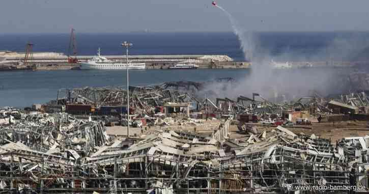 Beirut unter Schock – Länder schicken Rettungsteams