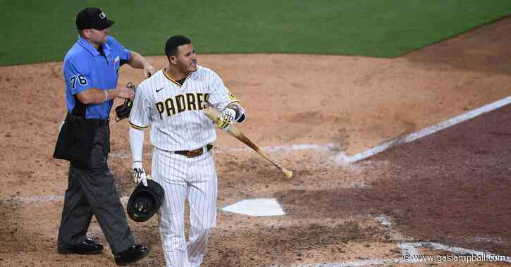 Padres lose steam late, fall to Dodgers 5-2