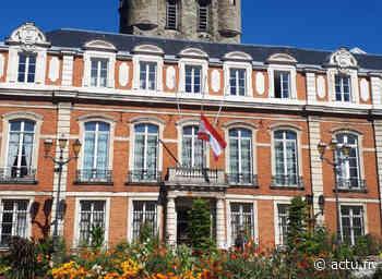 À Boulogne-sur-Mer, un drapeau en berne en hommage aux victimes des explosions au Liban - actu.fr