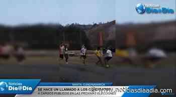 Anuncian construcción de polideportivos en Manta,... - Noticias Día a Día