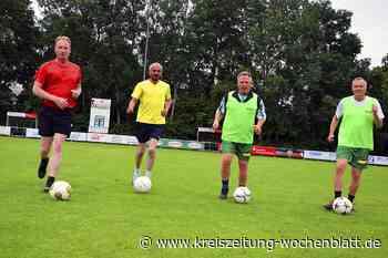 TV Meckelfeld: Ein Karriereende kennen sie nicht: Fußball-Oldies in Meckelfeld - Kreiszeitung Wochenblatt