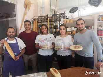 Vernon. La boulangerie « Le pain couronné » change de mains - actu.fr