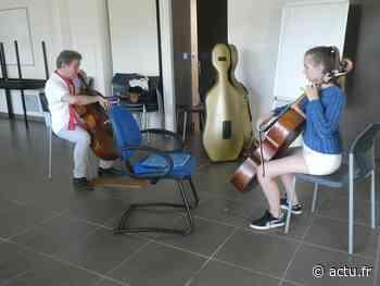 Vernon. Une master class pour jeunes violoncellistes à Vernon - Le Démocrate