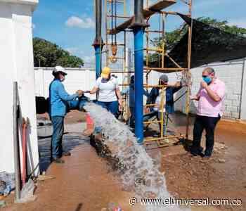Habilitan pozos que suministran agua a Maicao y Carraipía - El Universal - Colombia