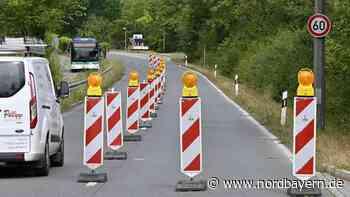 Eine Spur nur für Radler in Erlangen - Nordbayern.de