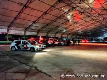PM realiza operação integrada em Caraguatatuba - PortalR3