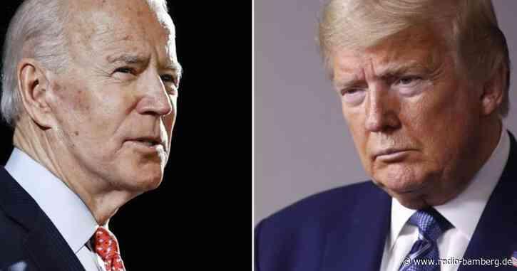 Biden reist nicht zu Parteitag – Trump-Rede aus Weißem Haus?