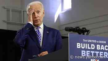 Biden won't travel to Milwaukee to accept presidential nomination as coronavirus scuttles both political conventions