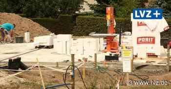 Neue Eigenheime in Altenburg: Im Ortsteil Ehrenberg wird jetzt gebaut - Leipziger Volkszeitung