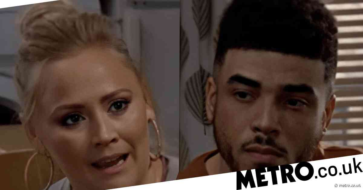 Emmerdale spoilers: Shock split for Tracy Metcalfe and Nate Robinson after pregnancy discovery?