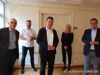 Schwerin: CDU-Vorstand nun einstimmig für Sack - Schwerin-Lokal