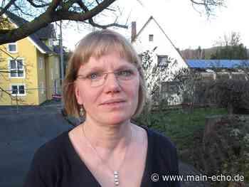 Ehrenurkunde der Gemeinde Sailauf für Heidi Schenk - Main-Echo