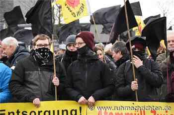 """Bürgerinitiative """"Kein Atommüll in Ahaus"""" lädt zu Treffen in Gronau ein - Ruhr Nachrichten"""