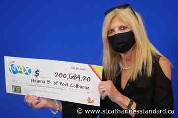 Port Colborne resident wins $200000 in Lotto Max draw - StCatharinesStandard.ca