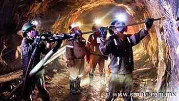 Opera al 80% sector minero en el estado - Omnia