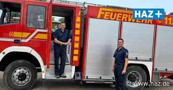 Feuerwehr Seelze nimmt Übungsdienst wieder auf - Hannoversche Allgemeine