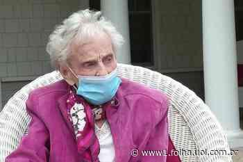 Idosa americana de 102 anos que sobreviveu à gripe de 1918 e ao câncer vence a Covid-19 - Folha de S.Paulo