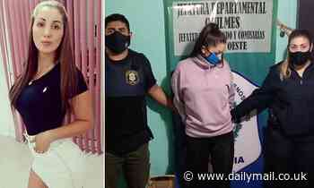 'Black widow' who drugged and robbed businessmen arrested