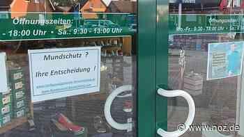 Keine Maskenpflicht in Schuhgeschäft in Geeste? - noz.de - Neue Osnabrücker Zeitung