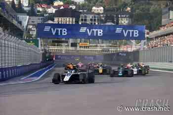 Sochi to be 10th round on 2020 Formula 2 calendar - Crash