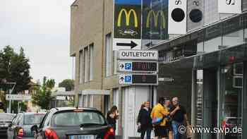 Outletcity Metzingen profitiert von Daheimgebliebenen: Die ferien haben begonnen - SWP