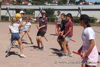 LE CREUSOT : Avec le quidditch, le service Jeunesse et Sport innove cet été - Creusot-infos.com