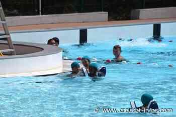 LE CREUSOT : 3.774 personnes ont fréquenté le Complexe Aquatique du Parc au mois de juillet - Creusot-infos.com