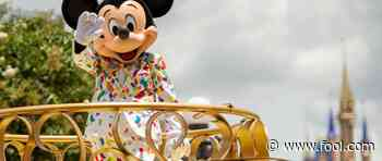Dow Jones Rises as Disney Earnings Loom, Home Depot Expands Distribution Network - Motley Fool